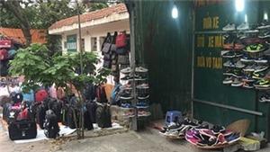 Hà Nội tháo dỡ 400 ki ốt tạm để chỉnh trang tuyến đường Láng