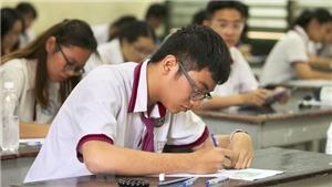 Chính thức công bố phương án thi Trung học phổ thông quốc gia năm 2019