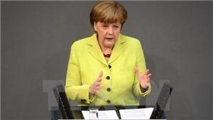 Thủ tướng Đức Angela Merkel tiếp tục là người phụ nữ quyền lực nhất