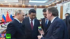 Tổng thống Putin không dùng điện thoại di động