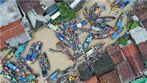 Sóng thần tại Indonesia: Nguy cơ sóng thần vẫn hiện hữu