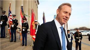 Quyền Bộ trưởng Quốc phòng Mỹ Patrick Shanahan chính thức tiếp quản Lầu Năm Góc
