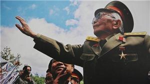Trần Định - Nguyễn Đình Toán trưng bày 50 ảnh về Đại tướng Võ Nguyên Giáp