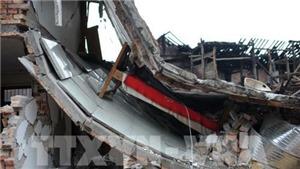 Động đất mạnh ở Tứ Xuyên, Trung Quốc, chưa có báo cáo về thương vong