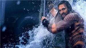Hải vương 'Aquaman' tiếp tục thống trị bảng xếp hạng phim ăn khách