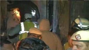 Ấn Độ: Nổ tại nhà máy khí hóa lỏng, hơn 10 người thương vong