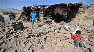 Động đất gây thiệt hại tại Peru