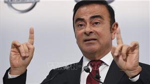Nissan đồng ý cho cựu Chủ tịch C.Ghosn thực hiện các khoản đầu tư cá nhân