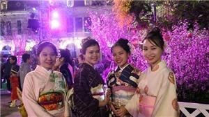 Chọn Đại sứ thiện chí Lễ hội hoa Anh đào Nhật Bản - Hà Nội 2019