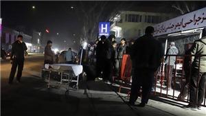 Afghanistan: Đánh bom xe tại Kabul khiến hơn 40 người thương vong
