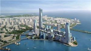 Saudi Arabia bắt đầu xây dựng 'siêu thành phố' 500 tỷ USD