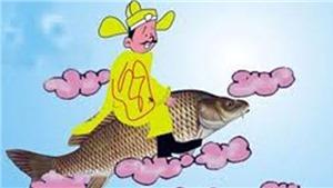 Con cá của ông Táo