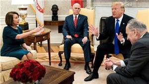 Tổng thống Mỹ và phe Dân chủ tiếp tục tranh cãi về việc ra Thông điệp liên bang