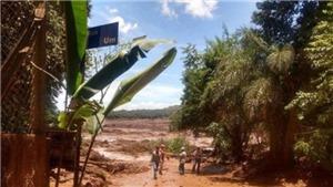 Thương vong tăng trong vụ vỡ đập ở Brazil