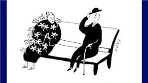 'Chơi tranh cũng lắm công phu' (Bài 3): Biếm họa 'cười ra tiền'