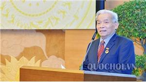 Tin buồn: Nguyên Phó Chủ tịch Quốc hội Nguyễn Phúc Thanh từ trần