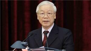 Truyền thông Lào ca ngợi chuyến thăm hữu nghị chính thức của Tổng Bí thư, Chủ tịch nước Nguyễn Phú Trọng