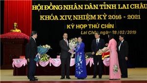 Nguyên Thứ trưởng Bộ Tư pháp được bầu làm Chủ tịch UBND tỉnh Lai Châu
