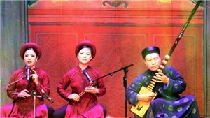 Tạo sức sống cho các di sản văn hóa phi vật thể quốc gia ca trù, hội Gióng, hát và múa Ải Lao