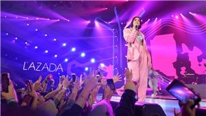 Fan Jakarta 'đứng ngồi không yên' với Dua Lipa, cuồng nhiệt khi Đông Nhi diễn 'Bad Boy'