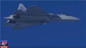 VIDEO: Chiến đấu cơ Su-57 của Nga được phép xuất khẩu