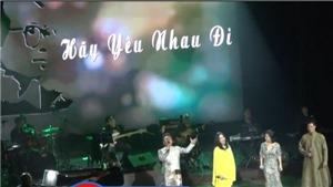 VIDEO: Bất ngờ nghe danh ca Nhật hát nhạc Trịnh cùng dàn diva, divo Việt