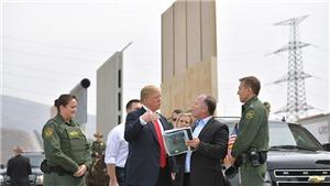 Thất bại của Tổng thống Donald Trump trong việc ngăn dòng người di cư đổ về Mỹ