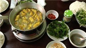 Sống chậm cuối tuần: Đi tìm chả cá Hà Nội