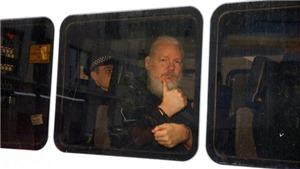 Vụ bắt nhà sáng lập WikiLeaks: Australia tuyên bố không có 'đối xử đặc biệt' với ông Assange