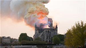 Vụ cháy Nhà thờ Đức Bà Paris: Cấu trúc của Nhà thờ đã được bảo vệ nguyên vẹn