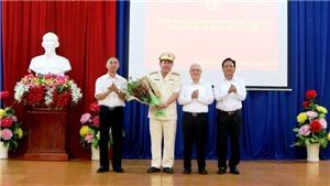 Giám đốc Công an tỉnh Bình Phước được điều động làm Phó Cục trưởng Cục An ninh nội địa, Bộ Công an