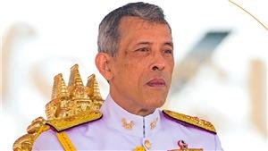Nhà vua Rama X của Thái Lan đăng quang