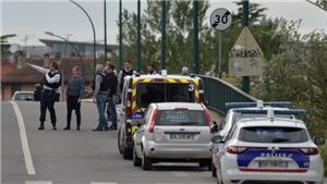 Cảnh sát bắt giữ thủ phạm vụ bắt con tin tại Pháp