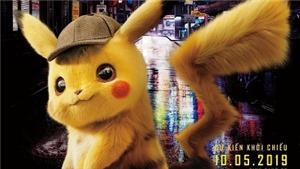 'Pokemon: Thám tử Pikachu' - nhiều Pokemon mới, hấp dẫn