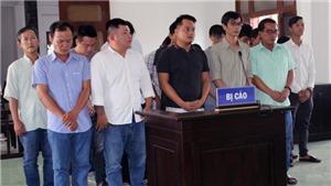 Phạt tù 20 bị cáo đánh bạc và tổ chức đánh bạc qua internet