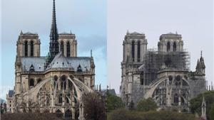 Thiết kế mới hay tái tạo tháp nhà thờ Đức bà Paris - Dự án gây tranh cãi