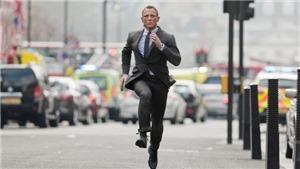 Daniel Craig gặp tai nạn, không thể tiếp tục quay 'Bond 25'