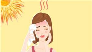 Chủ động bảo vệ sức khỏe, ứng phó với nắng nóng trên 40 độ C