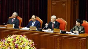 Phát biểu của Tổng Bí thư, Chủ tịch nước Nguyễn Phú Trọng bế mạc Hội nghị Trung ương 10 Khóa XII