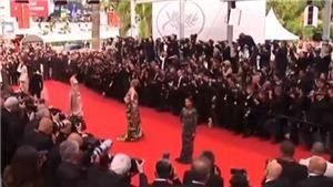 'Thảm đỏ' ở LHP Cannes giá bao nhiêu tiền?