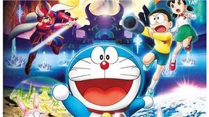 'Doraemon: Nobita và mặt trăng phiêu lưu ký' - Tình bạn cao đẹp