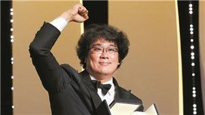 Bong Joon Ho 'chủ nhân' Cành cọ Vàng LHP Cannes 2019: Chiến thắng là một trải nghiệm siêu thực