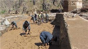 Afghanistan kịp thời 'giải cứu' Di sản thế giới