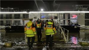 Hungary bắt giữ thuyền trưởng tàu va chạm với du thuyền trên sông Danube