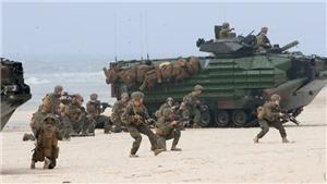 18 nước NATO bắt đầu tập trận ở biển Baltic