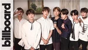 BTS quay trở lại vị trí đầu bảng Billboard World Albums
