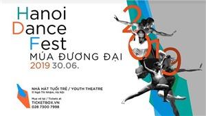 Nghệ sĩ gốc Việt tài năng tham dự Liên hoan Múa Hà Nội