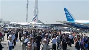 Paris-Le Bourget - 'thủ đô hàng không thế giới' bước vào mùa lễ hội