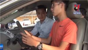 Sẽ ban hành câu hỏi điểm liệt sát hạch lái xe