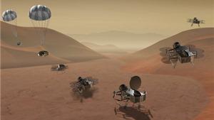 NASA công bố sứ mệnh tìm kiếm sự sống trên vệ tinh Titan